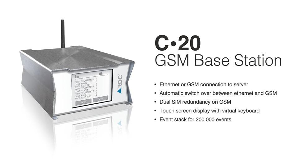 c20 gsm base station